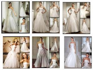 moje svatební šaty - které to jsou? to je tajemství...pro ženicha