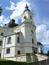 tady se to odehraje :-)) kostel Křtiny