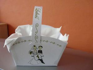 náš košíček na koláčky