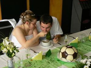 novomanželské krmení