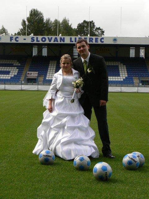 Na Slovanu pokaždé být ...