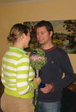 Naše zásnuby 11.11.2006