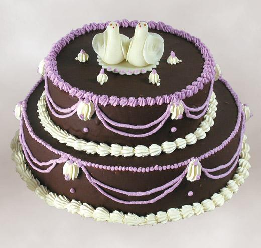 11.7.2009 v 11.00 na radnici v Lokti - tento dortík s jiným zdobením budeme mít