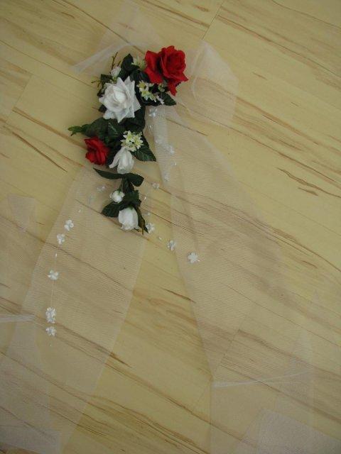 11.7.2009 v 11.00 na radnici v Lokti - na dvěře bytu nevěsty