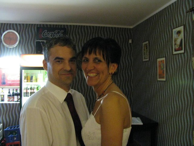 Soňa{{_AND_}}Jirka - a to už jsou šťastní novomanželé