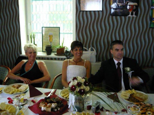 Soňa{{_AND_}}Jirka - šťastní novomanželé