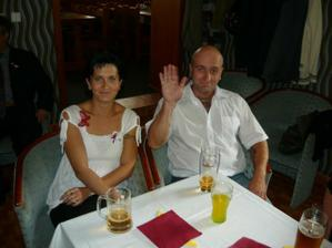 bratr s manželkou