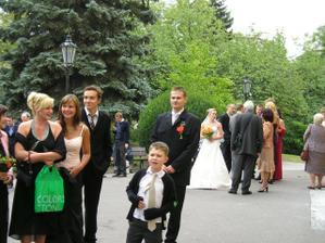 Čekání na nevěstu