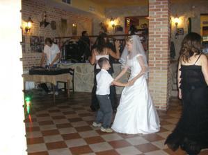 Riccardo je rozený tanečník