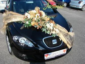 túto fotku dávam dizajnerke, aby mi ozdobila svadobné auto, je to krásne