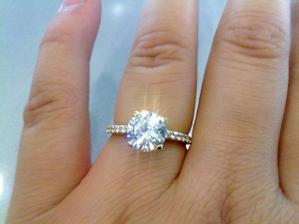 snúbny prsteň