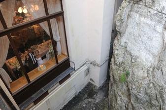 rímsky nápis na skale:-)