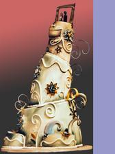 super torta á la tim burton :)
