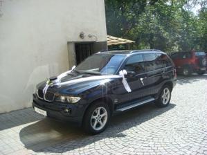 takhle si představuji auto ženicha.... děkuji za inspiraci Bambině007 :-)