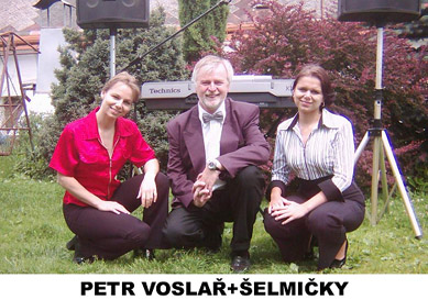 Srovnání snů a reality - naše hudba - Trioband Petra Voslaře