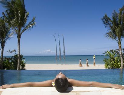 Srovnání snů a reality - svatební cestou plní můj miláček mé dávné sny .... www.balireef-resort.com