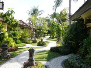 Svatební cesta snů - Bali. Hotel Bali Reef Resort