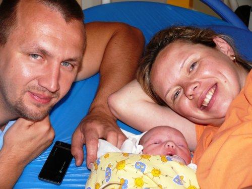 Michaela Tichá{{_AND_}}Jan Hudec - 24.05.2009 se narodila naše dcerka Anna-Maria