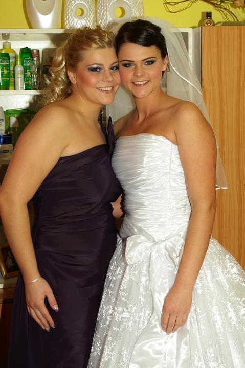 Jana{{_AND_}}Milan - s mojou sestrou Mirkou