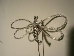 toto je ozdoba do mojej svadobnej kytice  /deko 4 mein Blumenstrauß