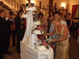 v poradí druhá svad. party