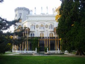 Obřadní síň zámku