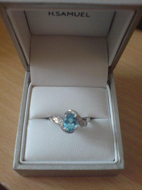 T+I =♥ - zasnubny prsten :)