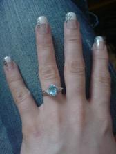 prsten na mojom prstiku :)