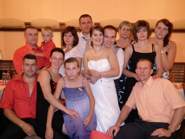 Anna{{_AND_}}Lukáš - moje sesternice a bratranci s rodinami
