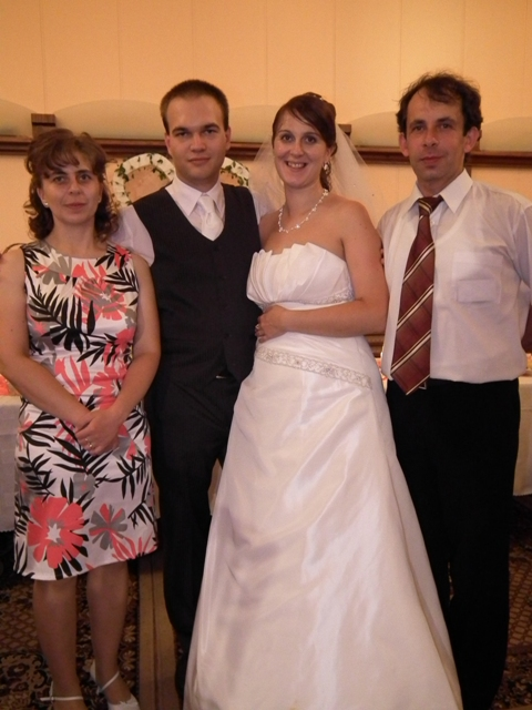 Anna{{_AND_}}Lukáš - sesternica s manželom
