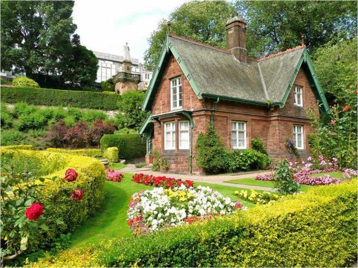 Kouzelná zahrada - Obrázek č. 72