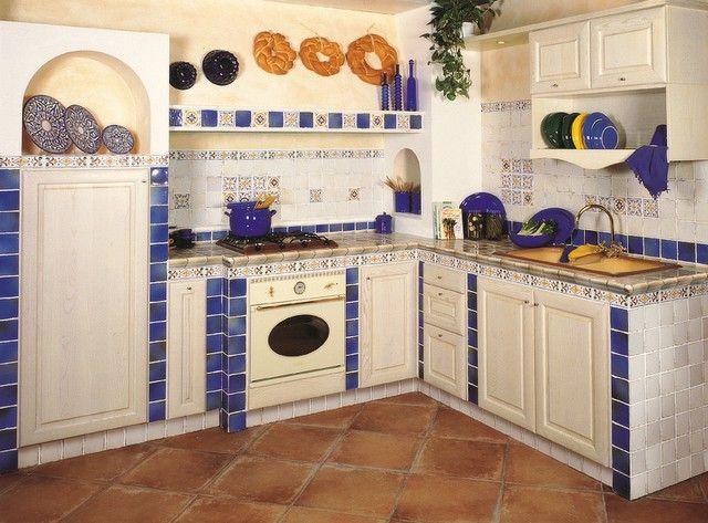 Moje kuchy sk inpirace album u ivatele vikulda foto 9 - Ceramiche di vietri cucina ...