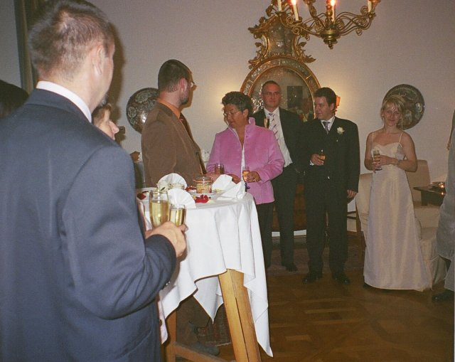 Ida{{_AND_}}Johannes - u svokier-pripravili nam pekne pohostenie