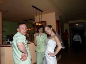 a s mamkou a jej priateľom