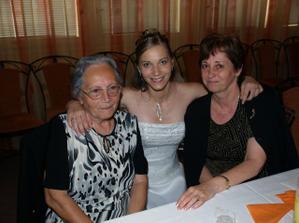 s babkou a tetou Gabikou