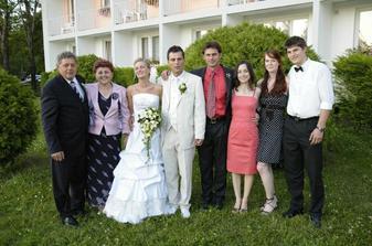 a toto zas vladkova rodinka teraz už aj moja :-)