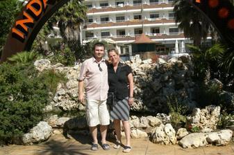 Svatební cesta - Španělsko