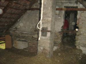 Říkala jsem , že si tam ten provaz nechám...ale nakonec nebyl třeba, nejhorší už máme za sebou.