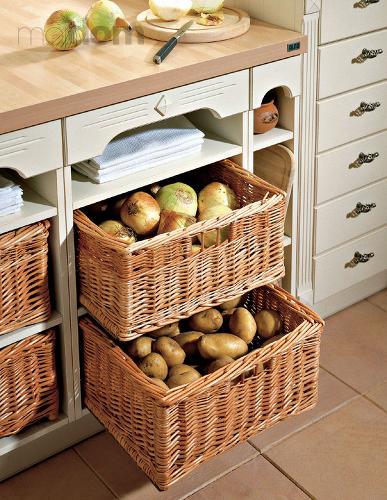 Drevo a biela v kuchyni - Obrázok č. 40