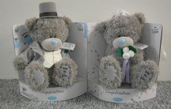 Tyhle medvidky jsme si koupili na auto:)