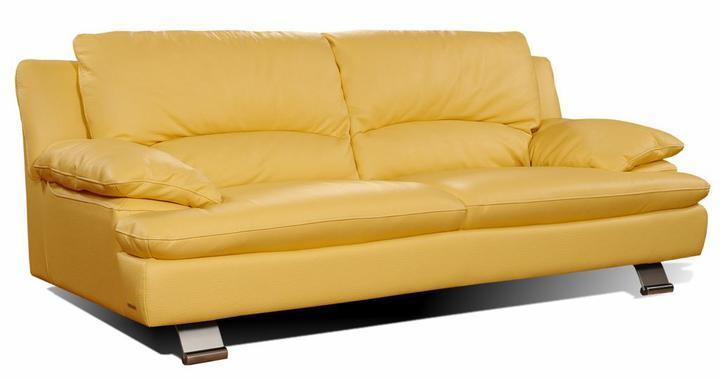 Pekná sedačka - Carlos II Žltý