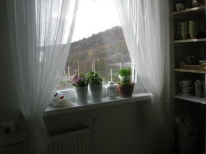 moje kuchynske okno