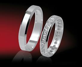 Naše vybrané prstýnky, už se nám dělají :-)