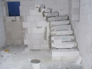 schody - nikdy viac YTONGové!