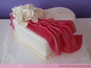 Svadobná tortička 5