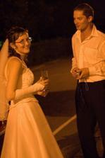 přesvědčování nevěsty k únosu mým kamarádem řidičem