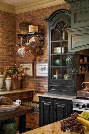 Rustikàlna kuchyňa, to je teplo domova - Obrázok č. 10
