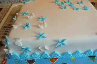 Něco jemného na dort