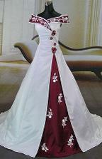 Svatební šaty MANILA