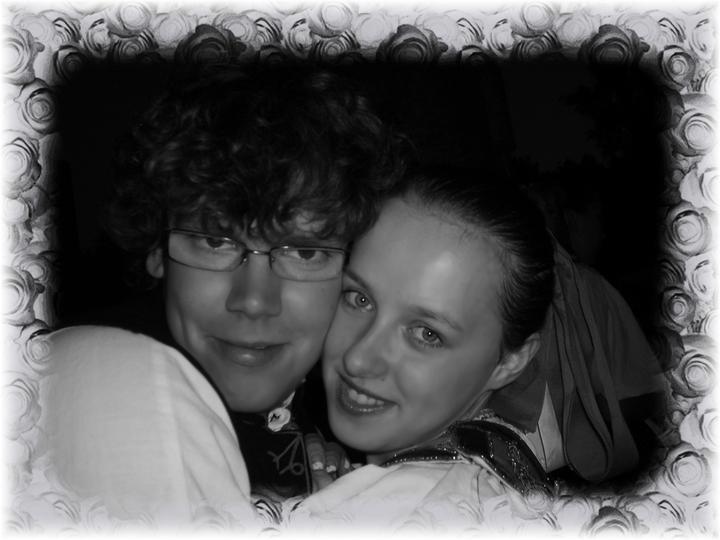 TY+JA=♥♥♥ - folklór...ten, ktorý máme obaja radi a ktorý nás dal dokopy :)